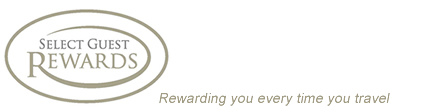 Select Rewards Logo